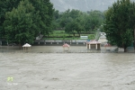 River in front of Chinar Bagh
