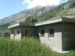 A school at Attabad Bala that remained safer