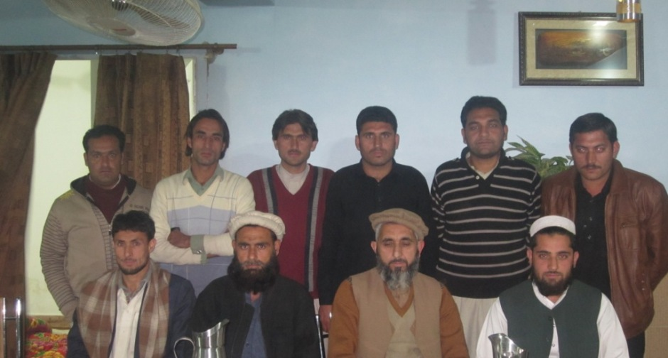 Group photo of the meeting participants