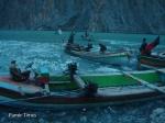 Boats, Gojal, Hunza, Hunza - Nagar, Gilgit, Baltistan