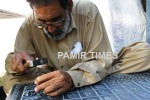 Stone carving artist from Hazarra (KP)