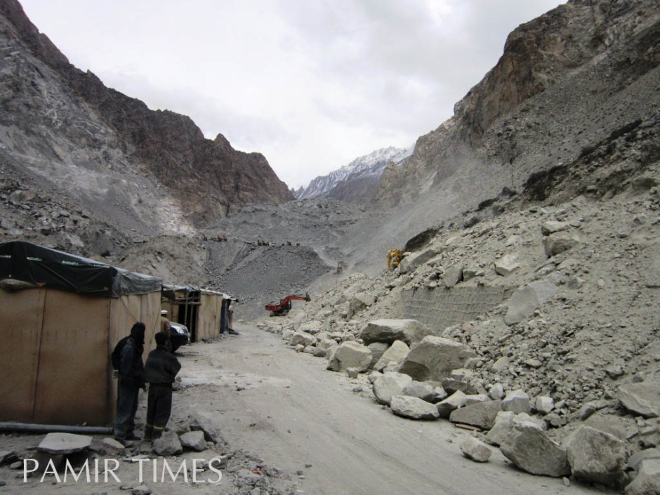 Construction of the access-road has, reportedly, been initiated for the fourth time. Local people have expressed hope that this time the road will be completed