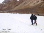 Snowfall at Chipursan Gojal (Hunza) (1)