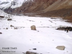 Snowfall at Chipursan Gojal (Hunza) (4)