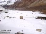 Snowfall at Chipursan Gojal (Hunza) (4)