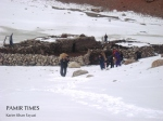 Snowfall at Chipursan Gojal (Hunza) (5)