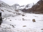 Snowfall at Chipursan Gojal (Hunza) (7)