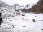 Snowfall at Chipursan Gojal (Hunza) (7)
