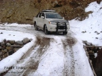 Snowfall at Chipursan Gojal (Hunza) (8)