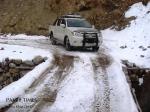 Snowfall at Chipursan Gojal (Hunza) (8)